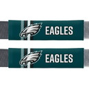 Philadelphia Eagles Seat Belt Pads Rally Design