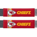 Kansas City Chiefs Seat Belt Pads Rally Design