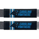 Carolina Panthers Seat Belt Pads Rally Design
