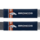 Denver Broncos Seat Belt Pads Rally Design