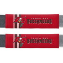 Tampa Bay Buccaneers Seat Belt Pads Rally Design