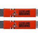 Cleveland Browns Seat Belt Pads Rally Design