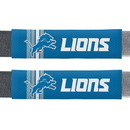 Detroit Lions Seat Belt Pads Rally Design