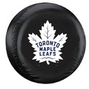 Toronto Maple Leafs Tire Cover Large Size Black Special Order