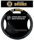 Boston Bruins Steering Wheel Cover - Mesh