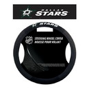 Dallas Stars Steering Wheel Cover Mesh Style Special Order
