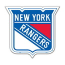 New York Rangers Magnet Car Style 12 Inch Special Order