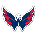 Washington Capitals Magnet Car Style 12 Inch - Special Order