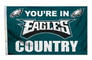 Philadelphia Eagles Flag 3x5 Country