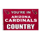 Arizona Cardinals Flag 3x5 Country