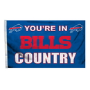 Buffalo Bills Flag 3x5 Country