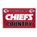 Kansas City Chiefs Flag 3x5 Country