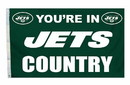 New York Jets Flag 3x5 Country