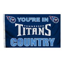 Tennessee Titans Flag 3x5 Country