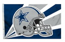 Dallas Cowboys Flag Flag 3x5 Helmet