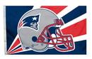 New England Patriots Flag Flag 3x5 Helmet