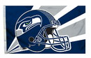 Seattle Seahawks Flag Flag 3x5 Helmet