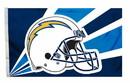 San Diego Chargers Flag Flag 3x5 Helmet