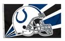 Indianapolis Colts Flag Flag 3x5 Helmet