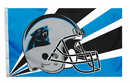 Carolina Panthers Flag Flag 3x5 Helmet