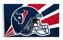 Houston Texans Flag Flag 3x5 Helmet