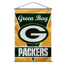 Green Bay Packers Banner 28x40 Premium