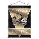 New Orleans Saints Banner 28x40 Premium