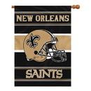 New Orleans Saints Banner 28x40 Premium Fremont