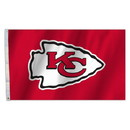 Kansas City Chiefs Flag 3x5 All Pro Design - Special Order