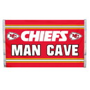 Kansas City Chiefs Flag 3x5 Man Cave