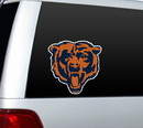 Chicago Bears Large Die-Cut Window Film