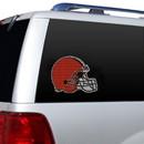 Cleveland Browns Large Die-Cut Window Film - New Logo