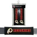 Washington Redskins Seat Belt Pads Velour
