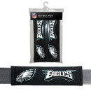 Philadelphia Eagles Seat Belt Pads Velour