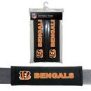 Cincinnati Bengals Seat Belt Pads Velour