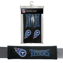 Tennessee Titans Seat Belt Pads Velour