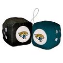 Jacksonville Jaguars Fuzzy Dice