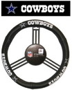 Dallas Cowboys Steering Wheel Cover - Leather