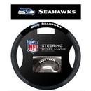 Seattle Seahawks Steering Wheel Cover - Mesh