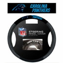 Carolina Panthers Steering Wheel Cover - Mesh