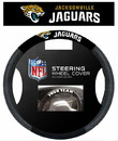Jacksonville Jaguars Steering Wheel Cover - Mesh