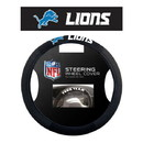 Detroit Lions Steering Wheel Cover Mesh Style
