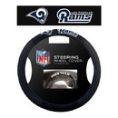 Los Angeles Rams Steering Wheel Cover Mesh Style