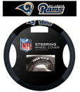 St. Louis Rams Steering Wheel Cover - Mesh