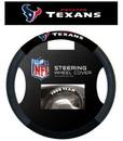 Houston Texans Steering Wheel Cover - Mesh
