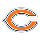 Chicago Bears Magnet Car Style 12 Inch C Logo Design