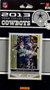 Dallas Cowboys 2013 Score Team Set