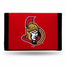 Ottawa Senators Wallet Nylon Trifold Special Order