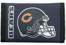 Chicago Bears Nylon Trifold Wallet