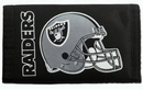Oakland Raiders Nylon Trifold Wallet